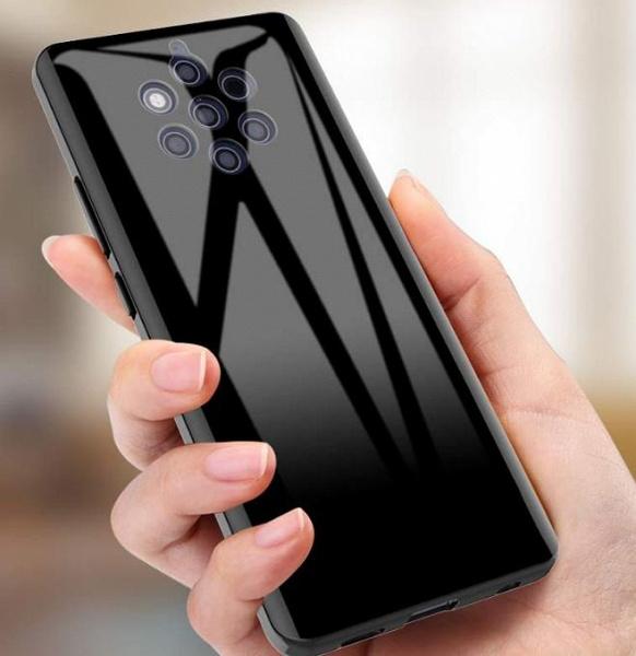 Общее разрешение камеры Nokia 9 PureView может быть более 60 Мп