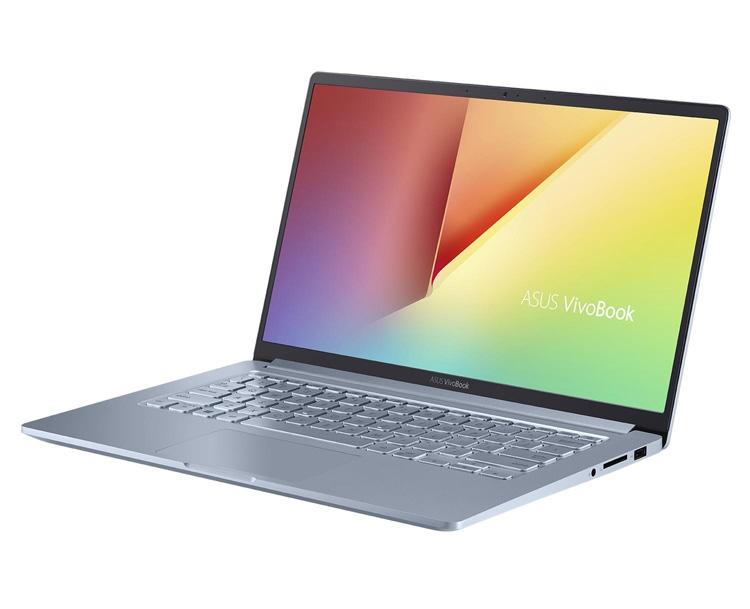 ASUS представила новый ноутбук VivoBook 14 работающий 24 часа без подзарядки