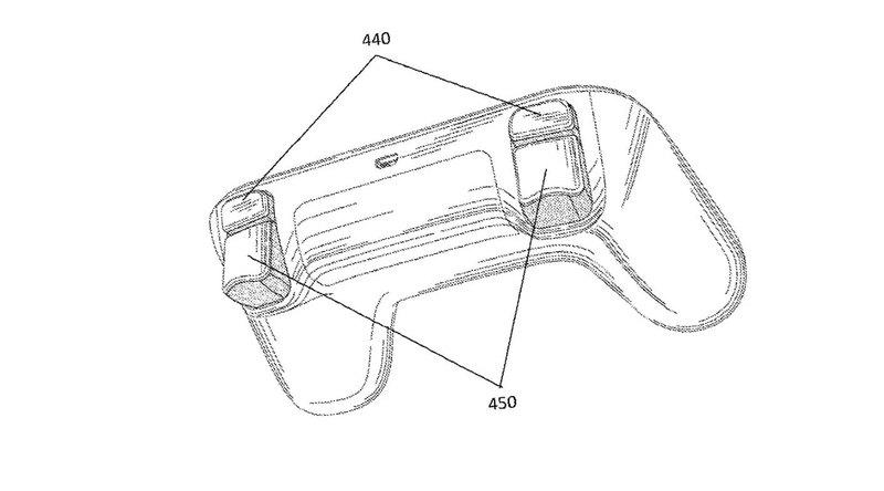 В Сети появились патентные изображения геймпада от Google