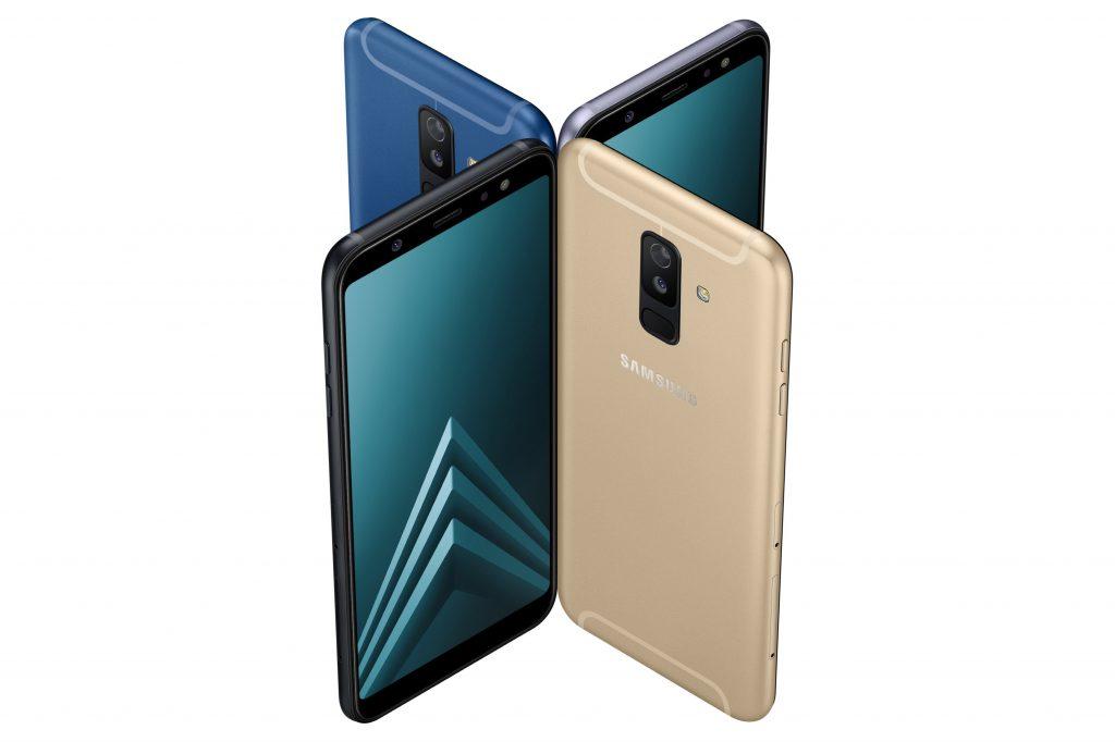 Смартфон Samsung Galaxy A6+ обновили до ОС Android 9.0 Pie