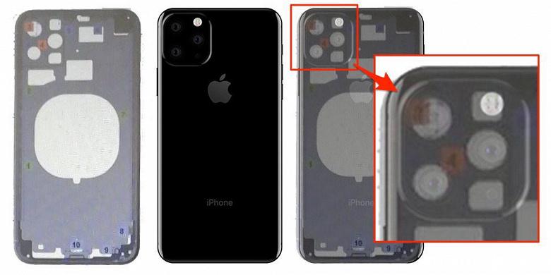 Опубликован первый чертеж нового iPhone XI