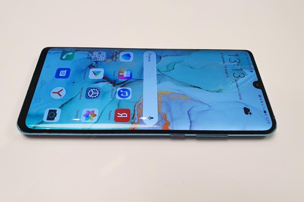 Huawei представила новые смартфоны P30 и P30 Pro
