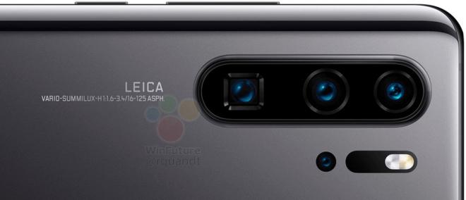 Все характеристики Huawei P30 и P30 Pro слили в Сеть до анонса