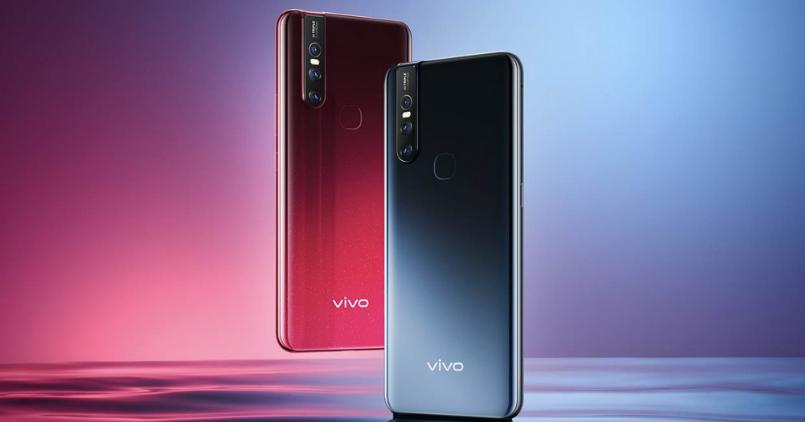 В России представили смартфоны Vivo V15 Pro и Vivo V15