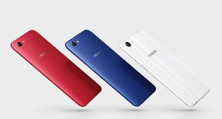 Oppo готовит бюджетный смартфон Oppo A1K с АКБ на 4000 мАч