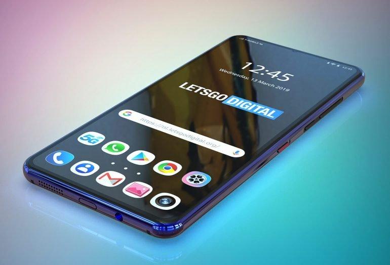 Huawei Mate 30 со вспомогательным экраном показали на рендерах