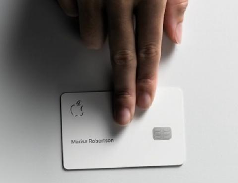 Apple представила платежную карту Apple Card и новые сервисы