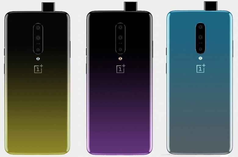 Флагманский смартфон One Plus 7 удивит цветами корпуса