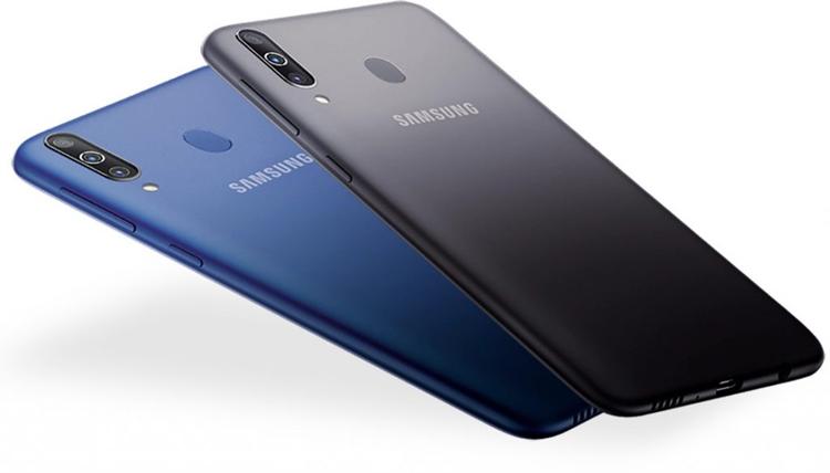 Смартфон Samsung Galaxy M30 с АКБ на 5 000 мАч поступил в продажу
