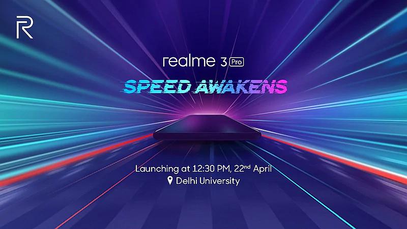 Новый Realme 3 Pro выйдет в трех версиях по цене от 215 долларов