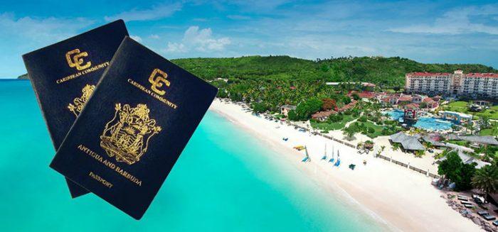 Гражданство на Карибах за инвестиции