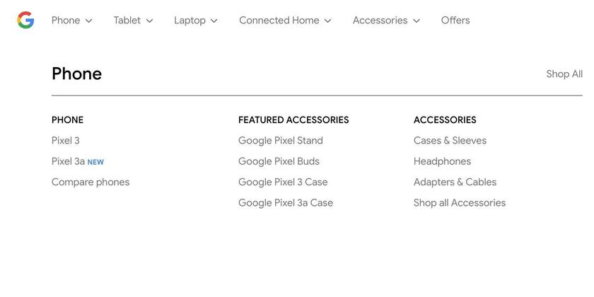 Google случайно подтвердила существование Pixel 3a и Pixel 3a XL