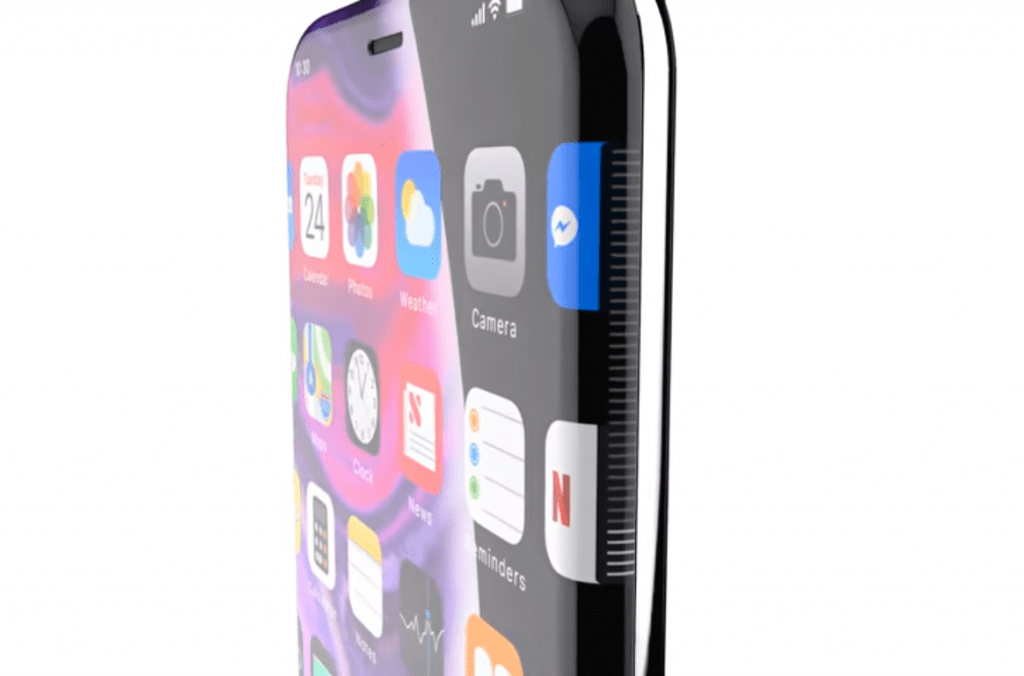 Необычный концепт iPhone 2020 представлен на видео в Сети