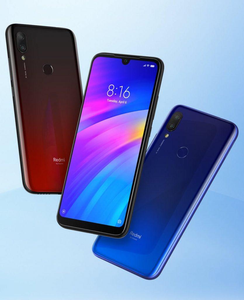 Redmi готовит к анонсу смартфоны Redmi Y3 и 7A