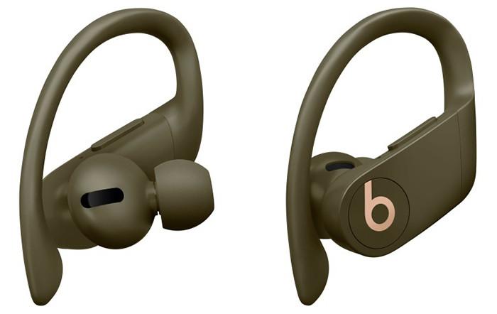 Apple 3 мая начнет прием заказов на черные спортивные наушники