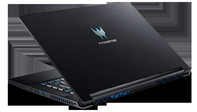 В России запустили продажи игрового ноутбука Acer Predator Triton 500