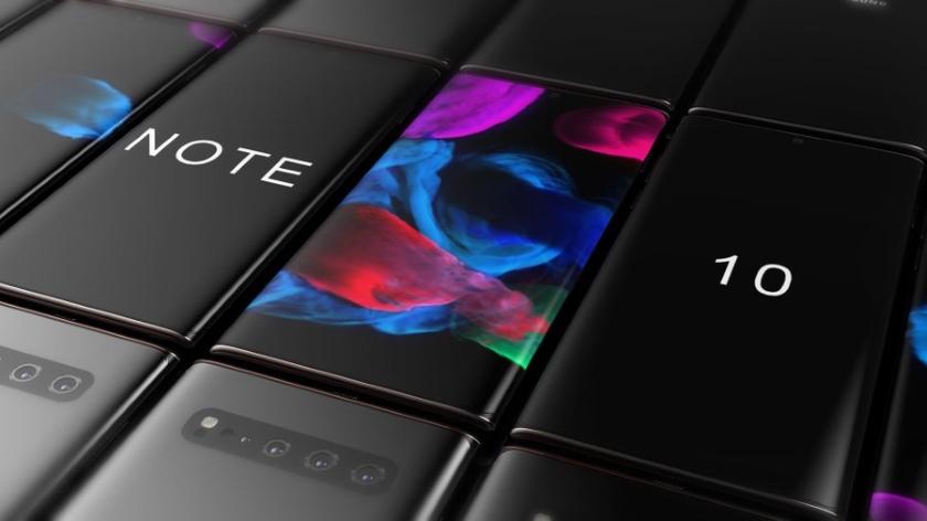 Старшая версия нового Samsung Galaxy Note получит название Note 10 Pro