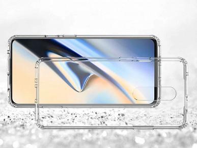 Производитель чехлов раскрыл дизайн смартфона OnePlus 7