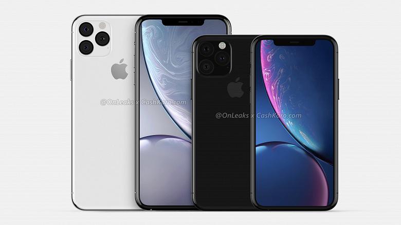 В Сети показали, как будет реализована квадратная камера в iPhone XI и XI Max