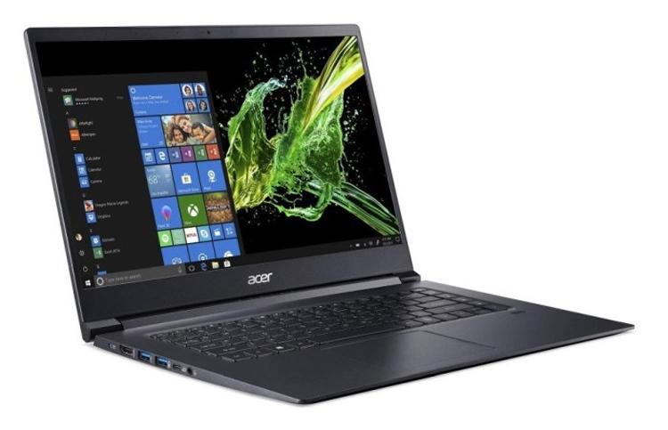 Ноутбук Acer Aspire 7 на процессоре Core i7-8705G оценили в 1500 долларов