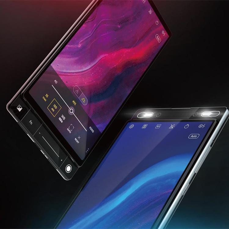 Представлены рендеры смартфона-слайдера Asus с поддержкой 5G