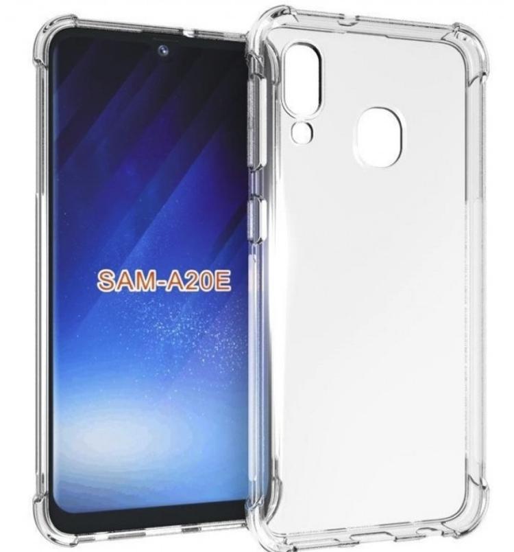 Стали известны основные характеристики нового Samsung Galaxy A20e