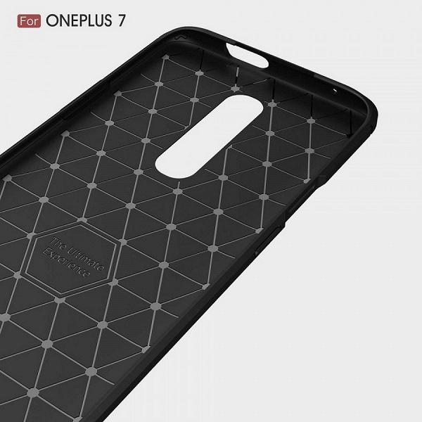 Флагманский смартфон OnePlus 7 в чехле показали на рендерах