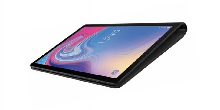 Огромный планшет Samsung Galaxy View 2 показали на рендерах