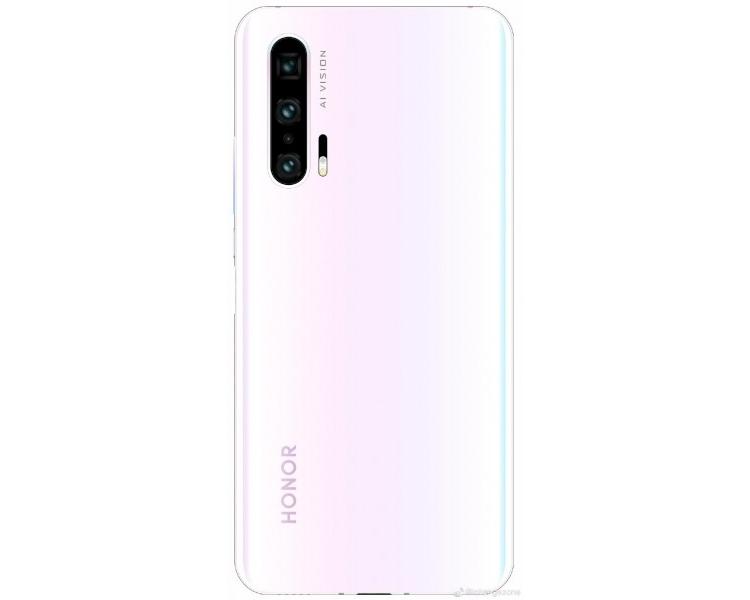 Смартфон Honor 20 Pro с квадрокамерой показали на новых рендерах