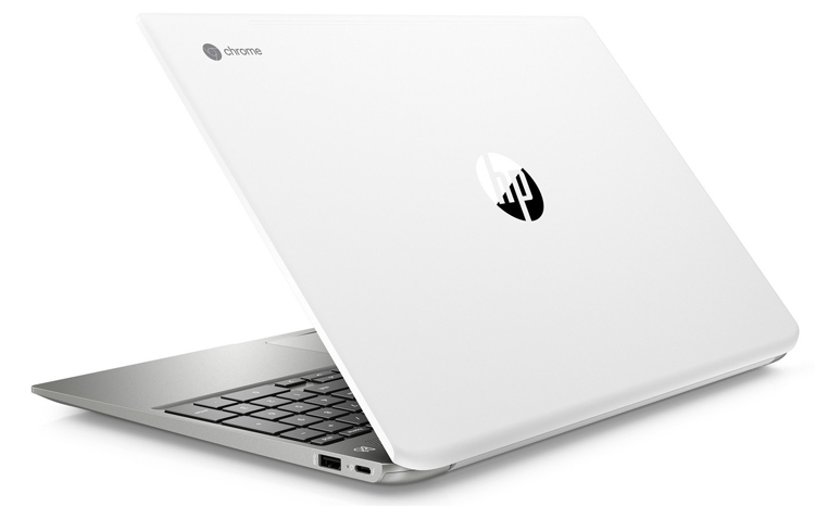 Хромбук HP Chromebook 15 получил восьмое поколение процессоров Intel