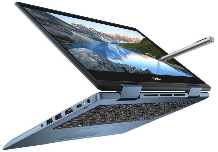 Ноутбуки Dell Inspiron получили новые процессоры AMD Ryzen Mobile 3000-й серии
