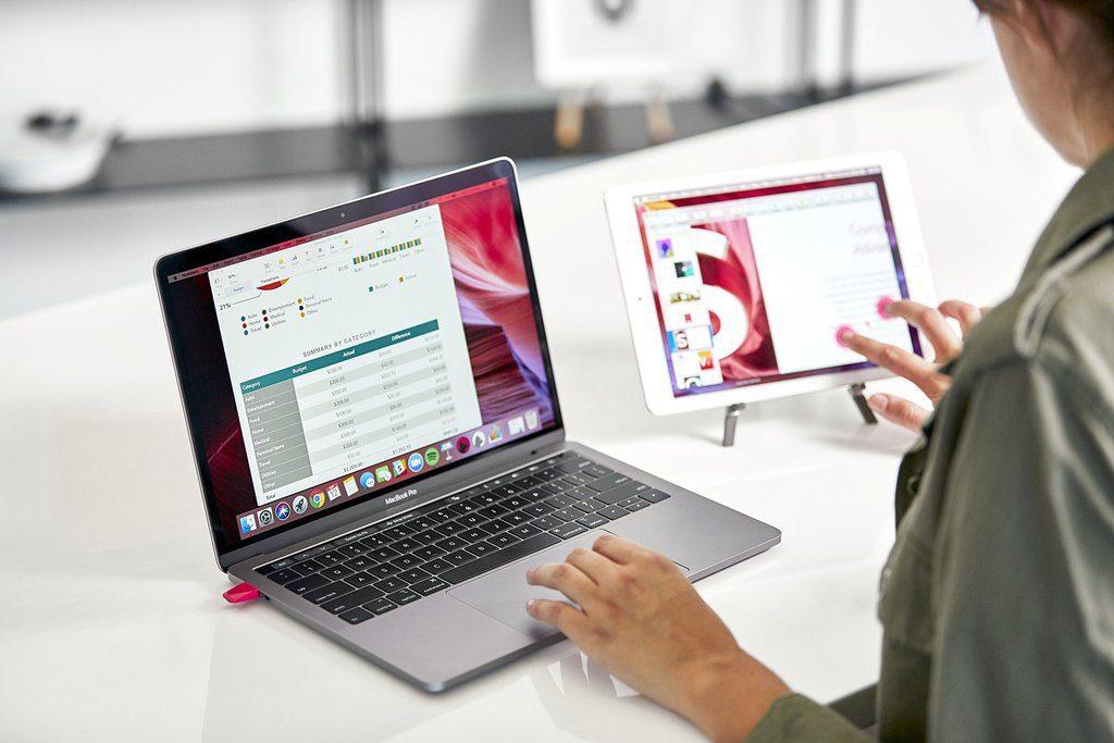 В новой macOS планшет iPad будет работать как внешний экран для Mac