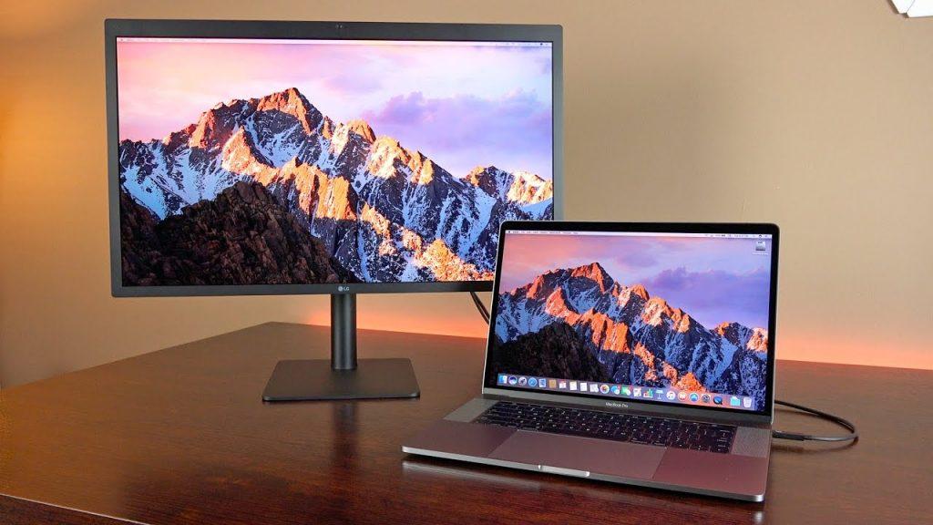 Apple неожиданного прекратила продажи монитора 4K LG UltraFine