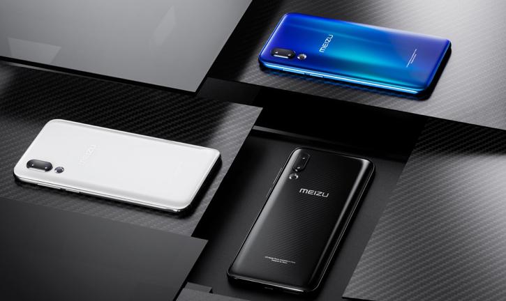 Первую партию смартфонов Meizu 16s полностью распродали