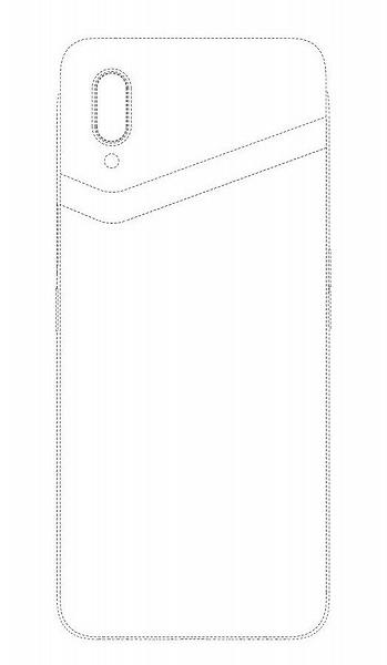 Oppo запатентовала новый смартфон-слайдер