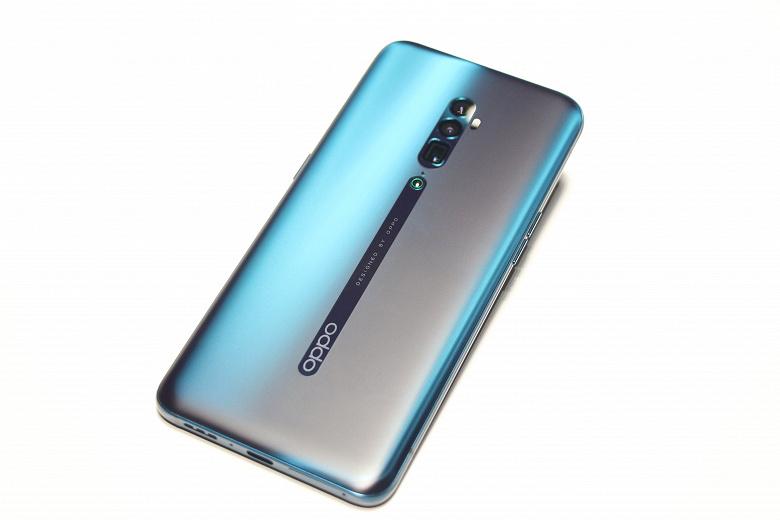 Представлен смартфон Oppo Reno с 10-кратным оптическим зумом