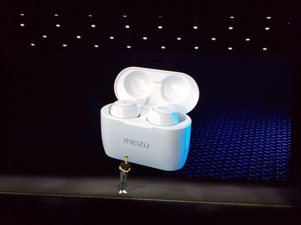 Meizu представила долгоиграющие беспроводные наушники POP2