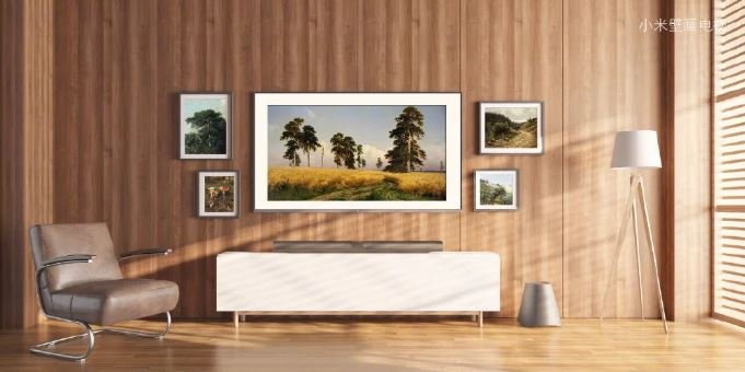 Xiaomi начала продажи телевизора-картины по цене iPhone