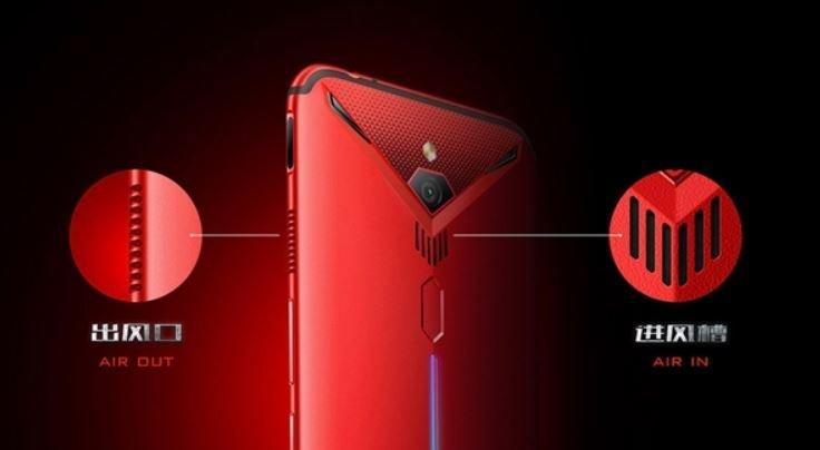 Официально представлен игровой смартфон Nubia Red Magic 3