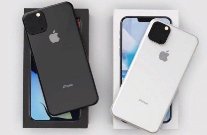 Фото заднего шасси показало «квадратную» камеру в iPhone 2019