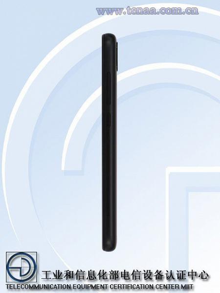 Новый смартфон Redmi 7A появился в базе данных TENAA