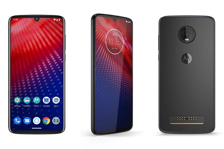 Motorola Moto Z4 появился в продаже на Amazon за 500 долларов