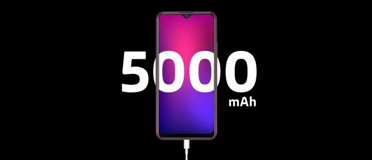 В Россию приедет недорогой смартфон Vivo Y15 с АКБ на 5 000 мАч
