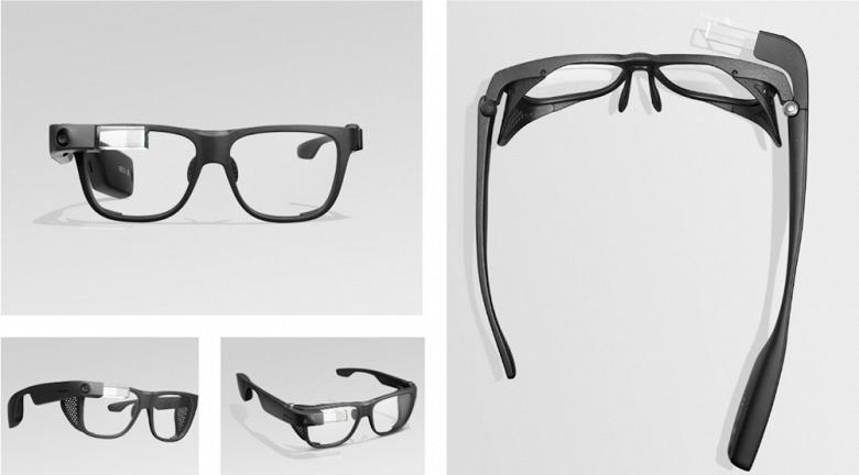 Google представила новое поколение Google Glass на ОС Android