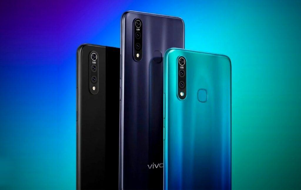 Представлен 202-долларовый смартфон Vivo Z5x с АКБ на 5000 мАч