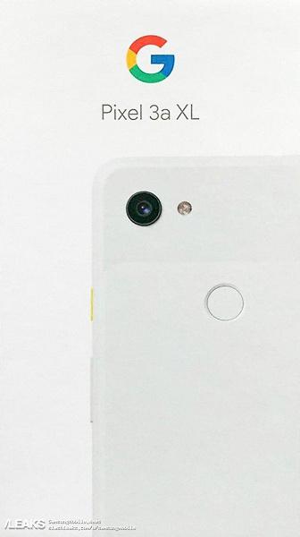 Раскрыты новые подробности о смартфонах Google Pixel 3a и Pixel 3a XL