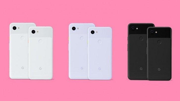Представлены бюджетные смартфоны Google Pixel 3a и Pixel 3a XL