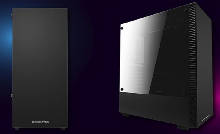 Xigmatek показала новый классический корпус Iris для плат ATX, Micro-ATX и Mini-ITX