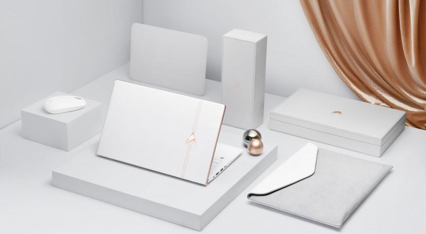 ASUS показала ZenBook Edition 30 с отделкой из кожи и 18-каратного розового золота