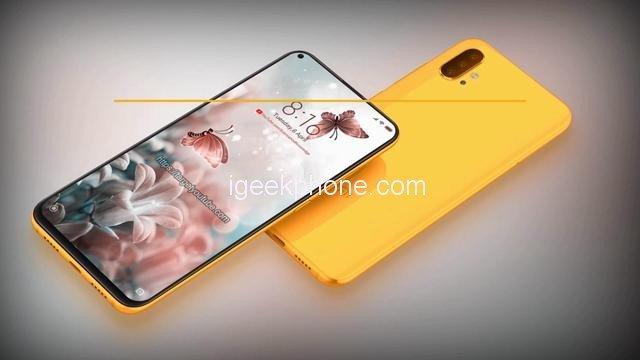 В Сети показали рендеры смартфона Xiaomi Mi 10